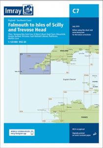 Bilde av C7: Falmouth to Isles of Scilly and Newquay