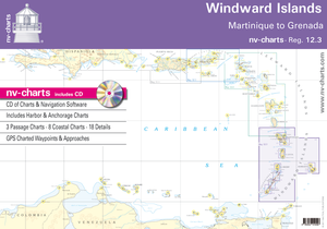 Bilde av Windwards Islands: Martinique to Grenada