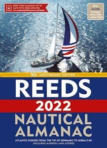 Bilde av Reeds Nautical Almanac 2022
