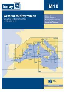 Bilde av M10: Western Mediterranean - Gibraltar to the Ionian Sea