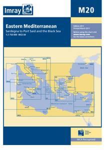 Bilde av M20: Eastern Mediterranean - Sardinio to Cyprus and Port Said