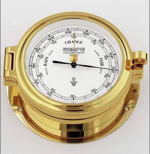 Bilde av Wempe Regatta: Barometer - gullforgylt