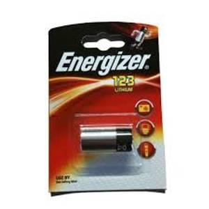 Bilde av Energizer Lithium Photo 123 3v 2pk blister