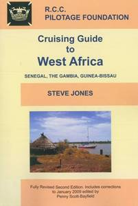 Bilde av Cruising Guide to West Africa - Senegal, Gambia and Guinea-B